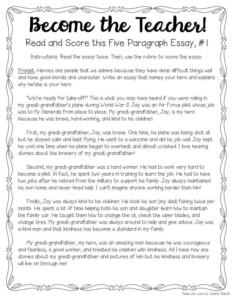 tips for teaching and grading five paragraph essays  education  tips for teaching and grading five paragraph essays mathhomeworkhelp