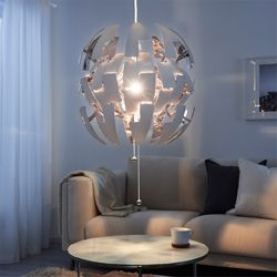 Go To Smart Lighting With Images Ikea Ps 2014 White Pendant
