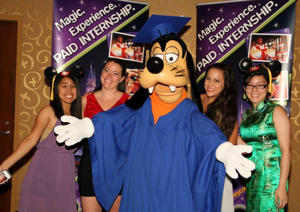 The Disney College Program one of the most highly sought after