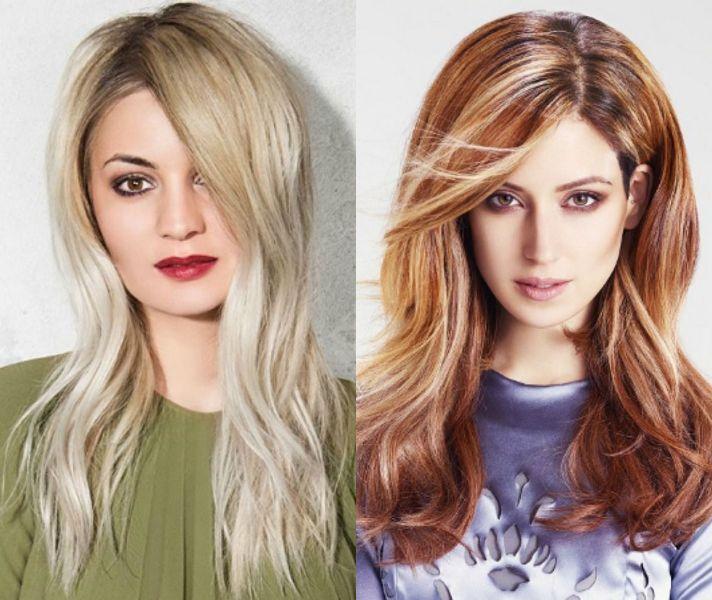 27 Modele Tunsori Pentru Fata Ovala Femei Hairstyle Long Hair