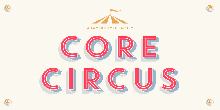 Core Circus - Webfont & Desktop font « MyFonts