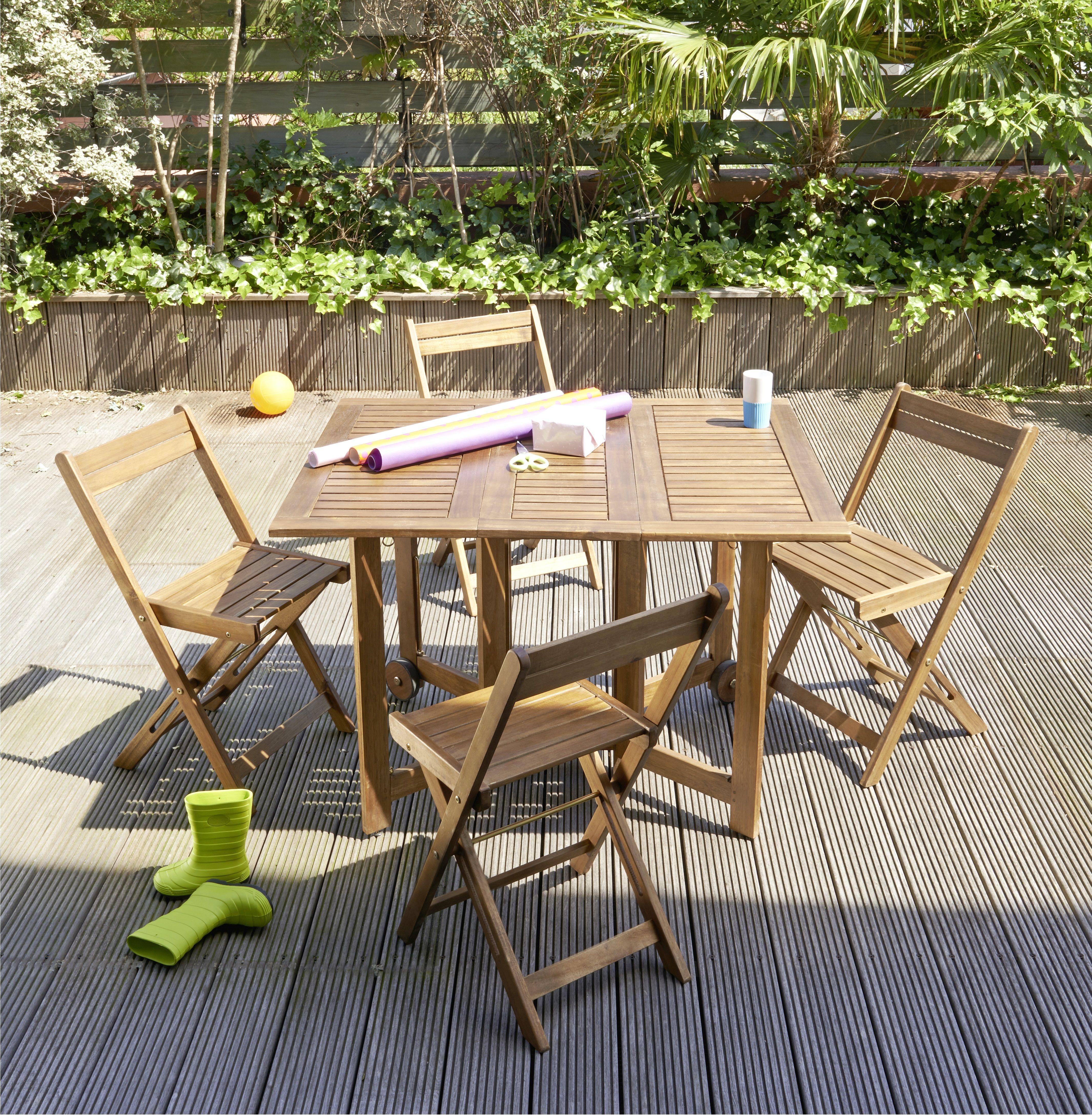 Table De Jardin Pliante Bricorama   Grande Table De Jardin Rectangle ...