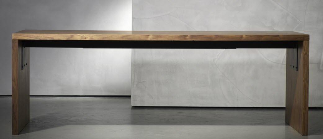 mesa del comedor moderna SAAR Piet Boon Zone