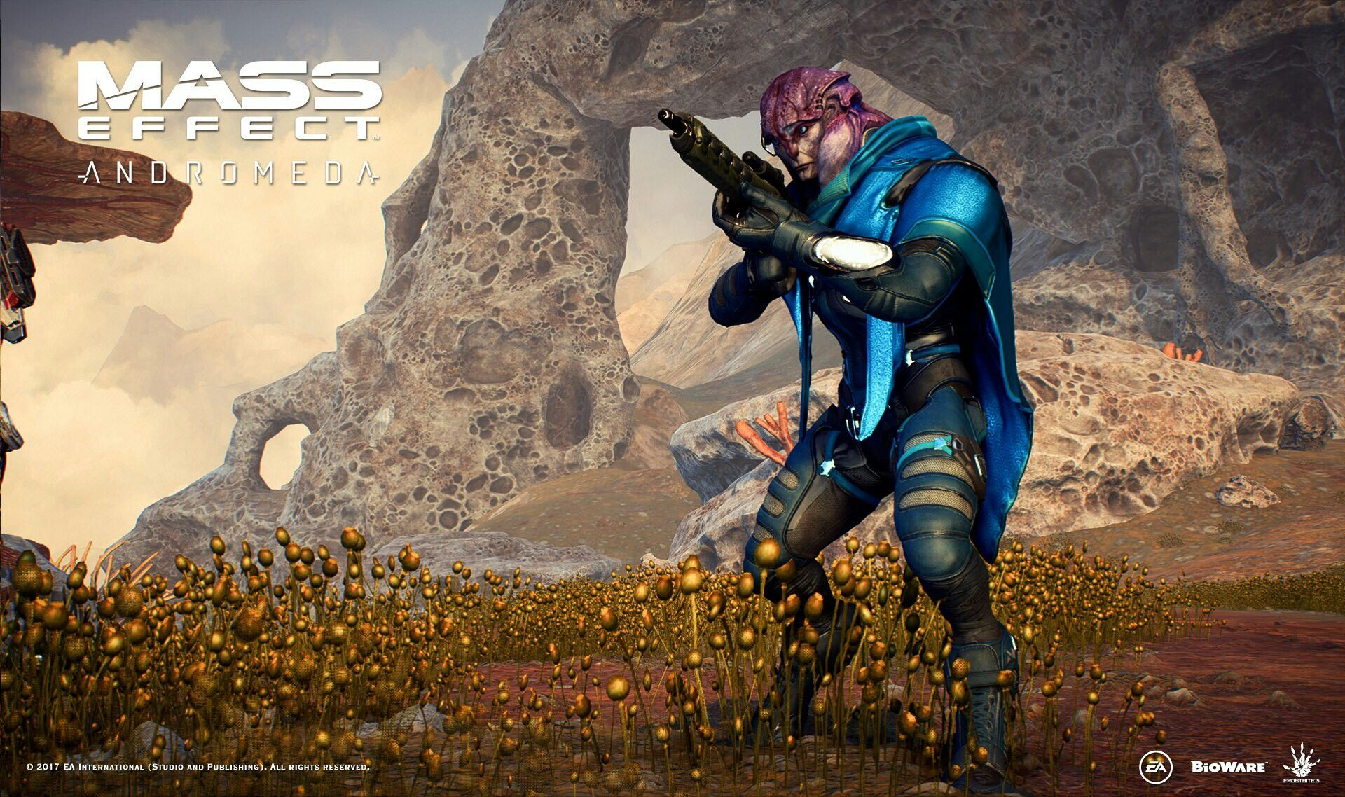 Jaal Mass Effect Andromeda Things Pinterest Coco Game Ps4