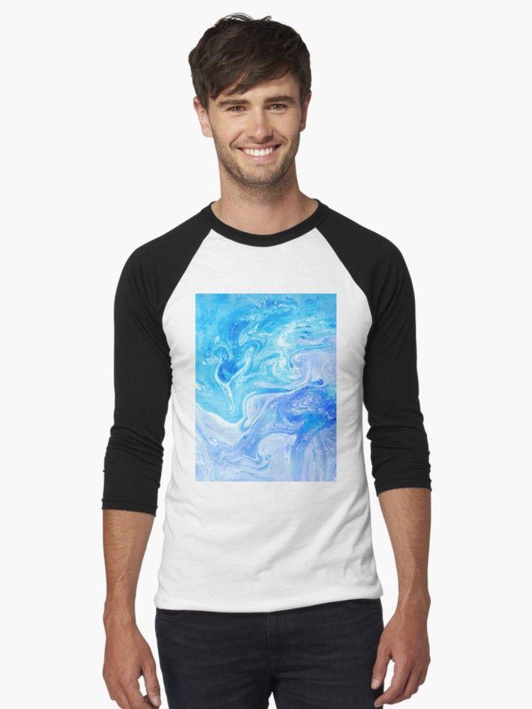 43ca167fa579 Turquoise blue unicorn colors watercolor artwork design. • Also buy this  artwork on apparel