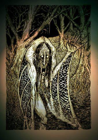 La bruja de Bruma