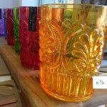 Resistente e colorato set di 6 bicchieri da acqua o da bibita in policarbonato, modello Ice Barocco by Villa D'Este.In promo € 25,40 il set su www.tiffanystore.it Possono essere lavati in lavastoviglie e resistono a tutti gli urti, indispensabili per chi non vuole rinunciare mai allo stile. D'estate si sa, bisogna bere tanto. Provate a farlo con i bicchieri in policarbonato, magari con un po' di sole che ne rifletta i colori... sarà davvero un'esperienza : ) E' garantito!