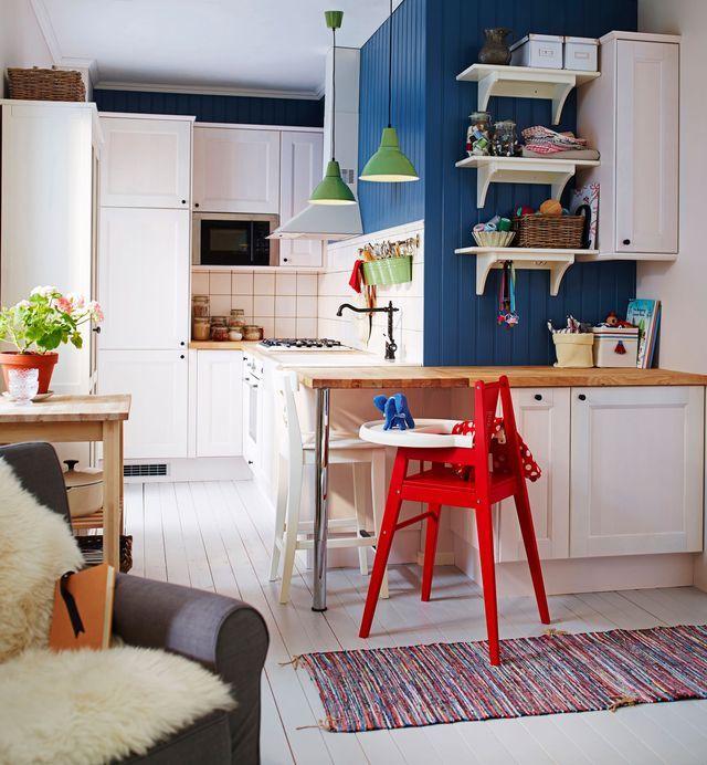 Cuisine Sur Mesure Ou En Kit Quelles Differences Ikea Etageres Lack Ikea Decoration Maison