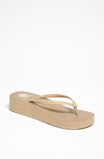 Flip Flop. Wedge Flip FlopsJelly Flip FlopsShoes StyleStyle ClothesTory  Burch ...
