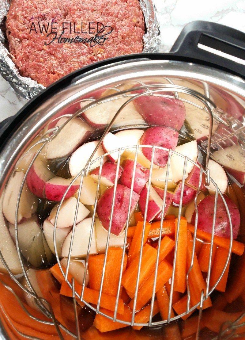 Instant Pot Meatloaf Recipe Instant Pot Recipes Instant Pot Dinner Recipes Recipes