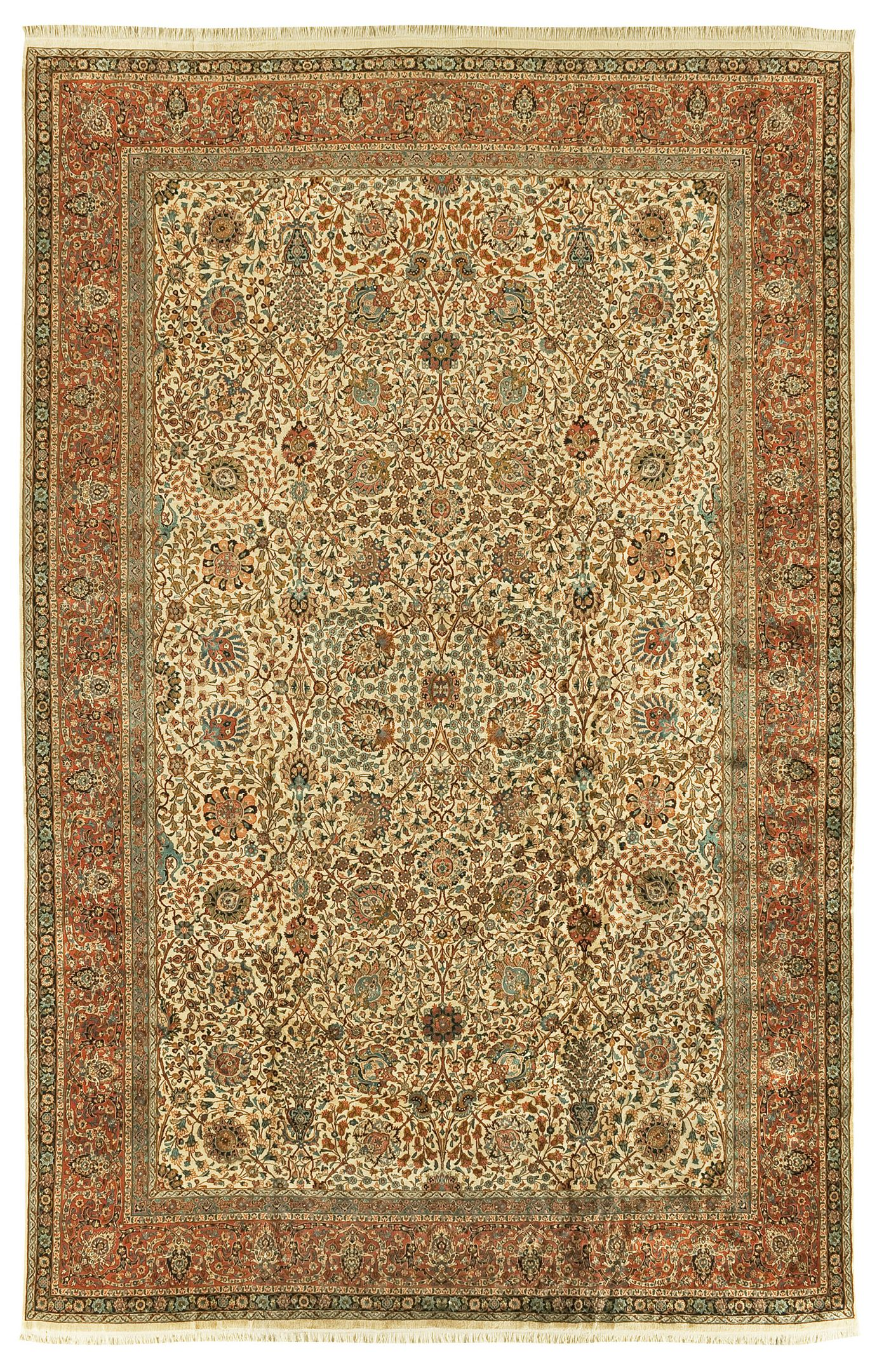 Fine Persian Sherkat Sarouk The London Rug Company Oriental Carpets And Rugs