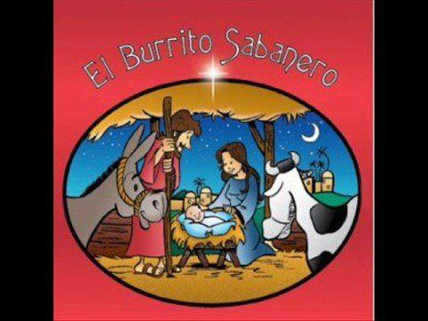Vídeo El Burrito Sabanero Https Navidad Es Video El Burrito Sabanero Villancico Cancion De Navidad Navidad Musica