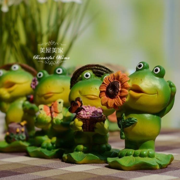 Frog Kitchen Decor
