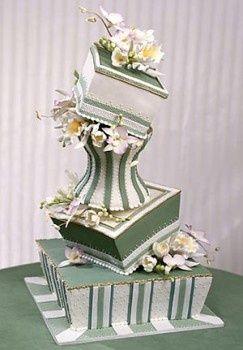 Unique Wedding Cake Alternatives | Unique wedding cakes, Unique ...