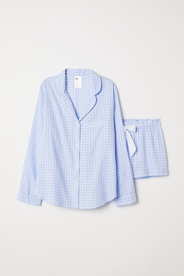 Subfamily Camisa Holgada de Manga Larga con Botones de Color