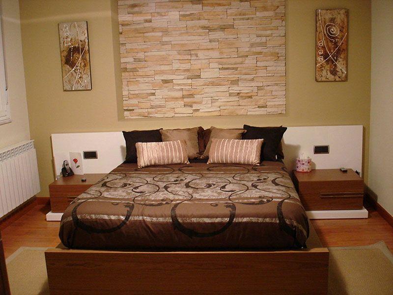 Resultado de imagen para salas decoradas con piedras salas pinterest revestimiento de - Decoracion paredes de piedra ...