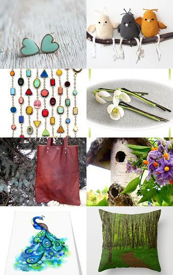 <<< HELLO SPRING >>> by Sergey on Etsy--Pinned with TreasuryPin.com