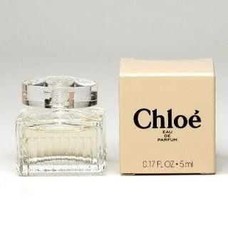 chloe perfume mini