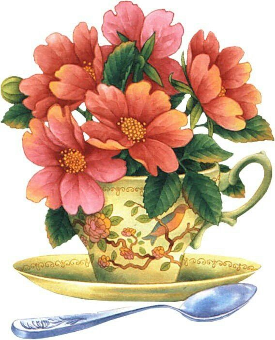 pin by michael frith on watercolour flowers pinterest decoupage