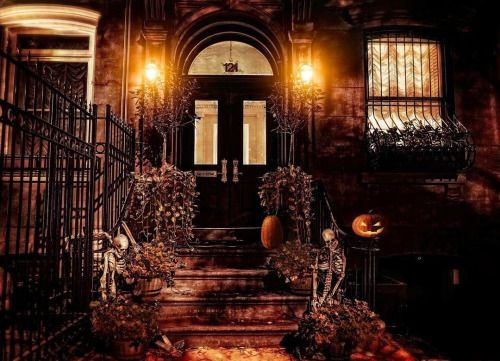 Its Halloween season in New York City by Gina Brake... #nyc #newyork #newyorkcity #manhattan #brooklyn #queens #eastvillage #westvillage #midtown #downtown #tribeca #soho #uppereastside #upperwestside