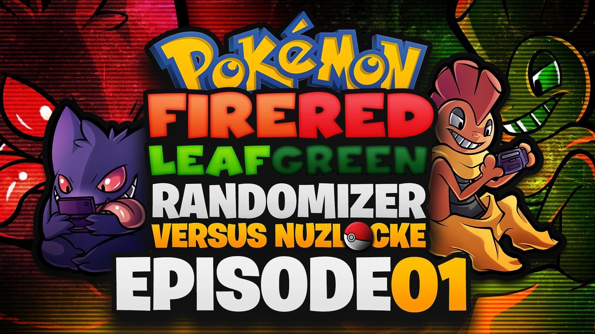 firered vs leafgreen pokemon