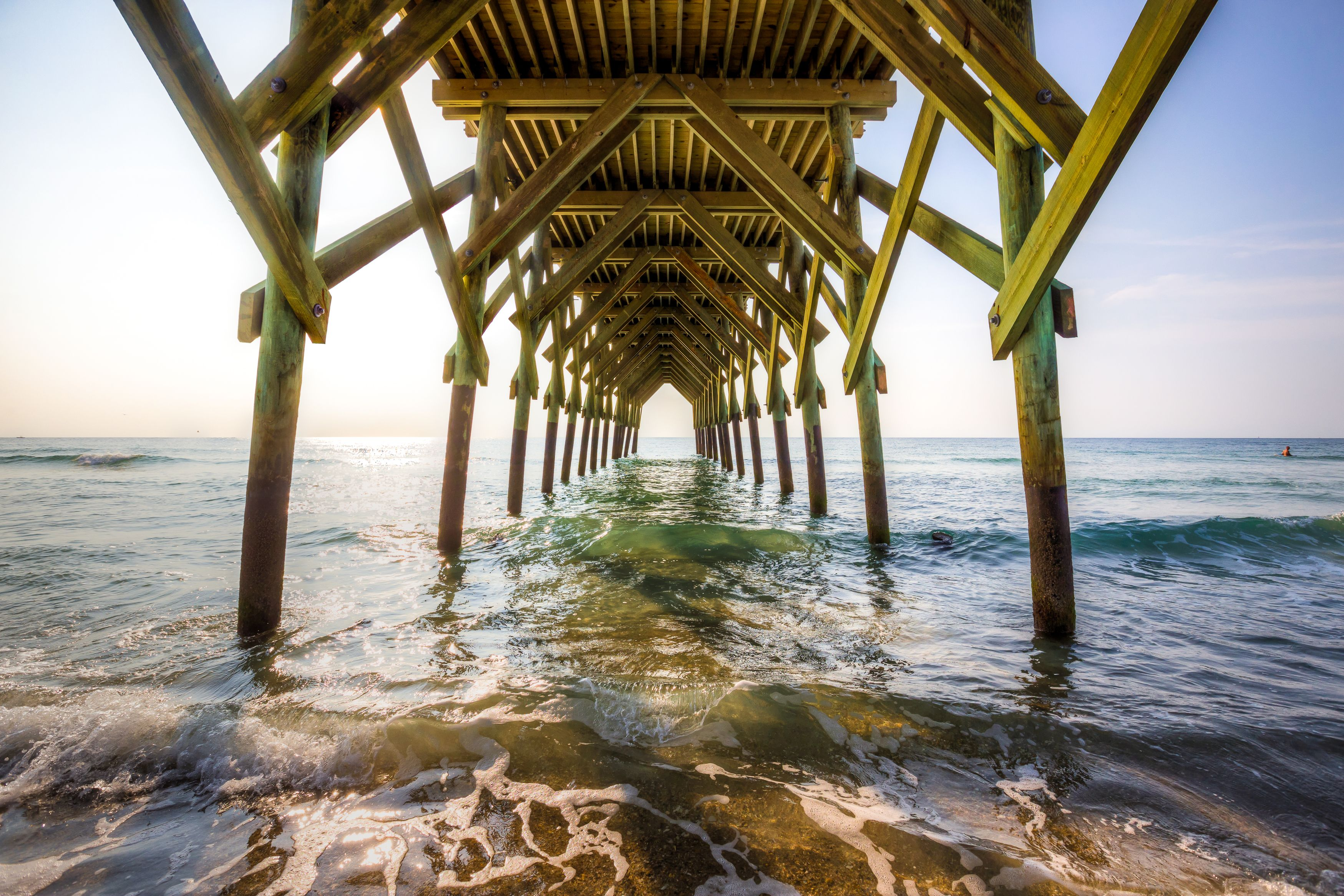 Oceanic Pier Wrightsville Beach Photo Uncw  Literally Everything  Oceanic Pier Wrightsville Beach Photo Uncw Essay About Learning English Language also Term Papers And Essays  How To Use A Thesis Statement In An Essay