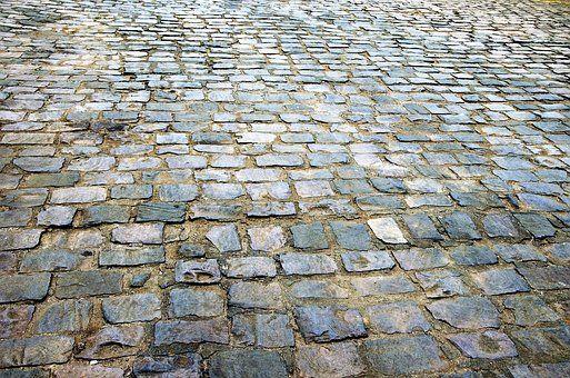 Ground, Floor, Sidewalk, Texture