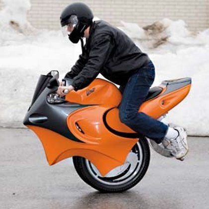 Top 10 Futuristic Concept Bike Designs Unicycle Bike Motorcycle