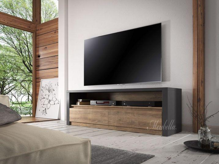Donker Eiken Tv Kast.Donker Eiken Tv Meubel Badkamer Ideeen Monaco Ikea Hack