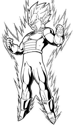 Vegeta Vegeta Desenho Desenho De Anime Goku Desenho