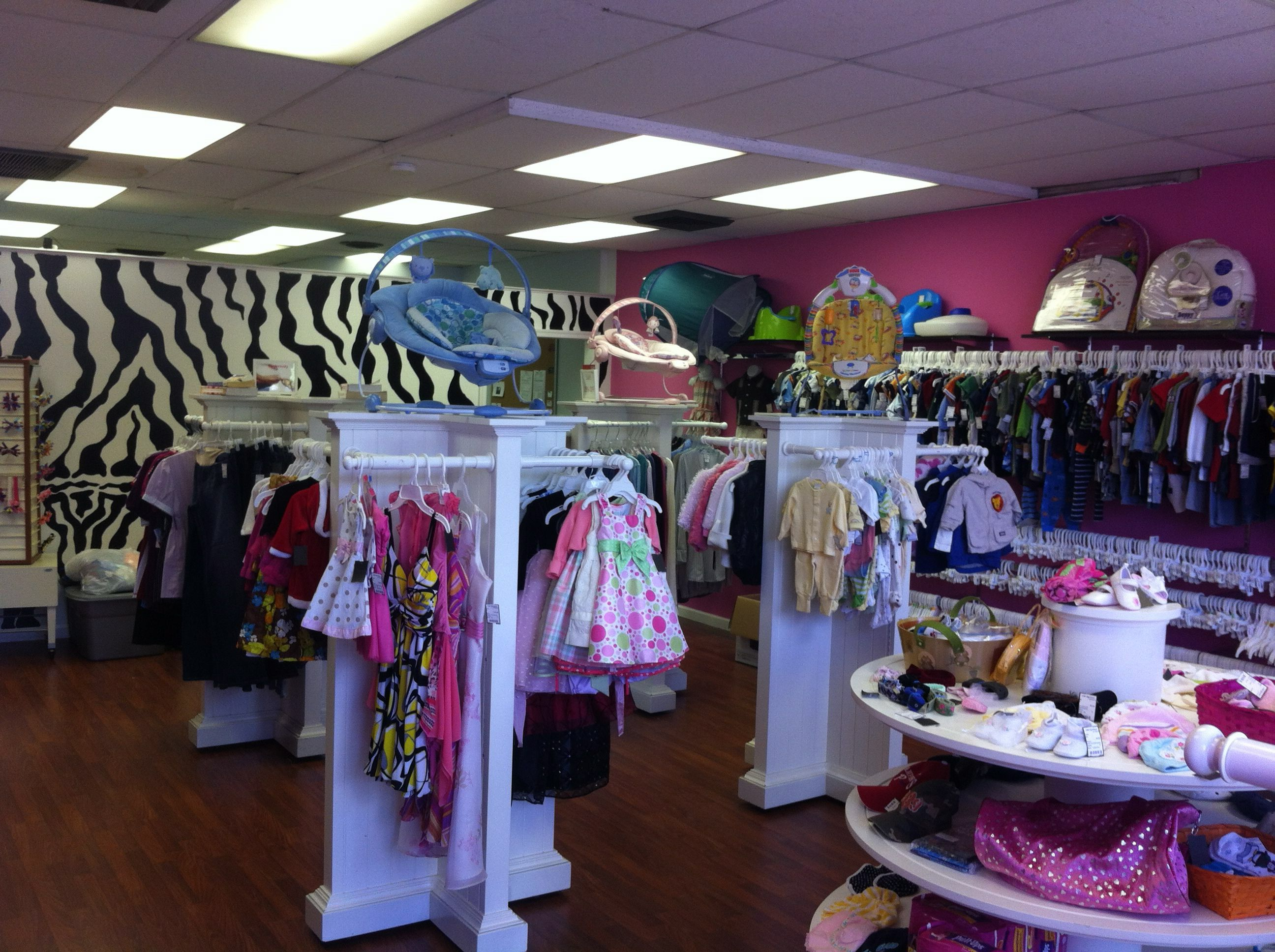 pictures resale shops | Little Boutique is a children's ...