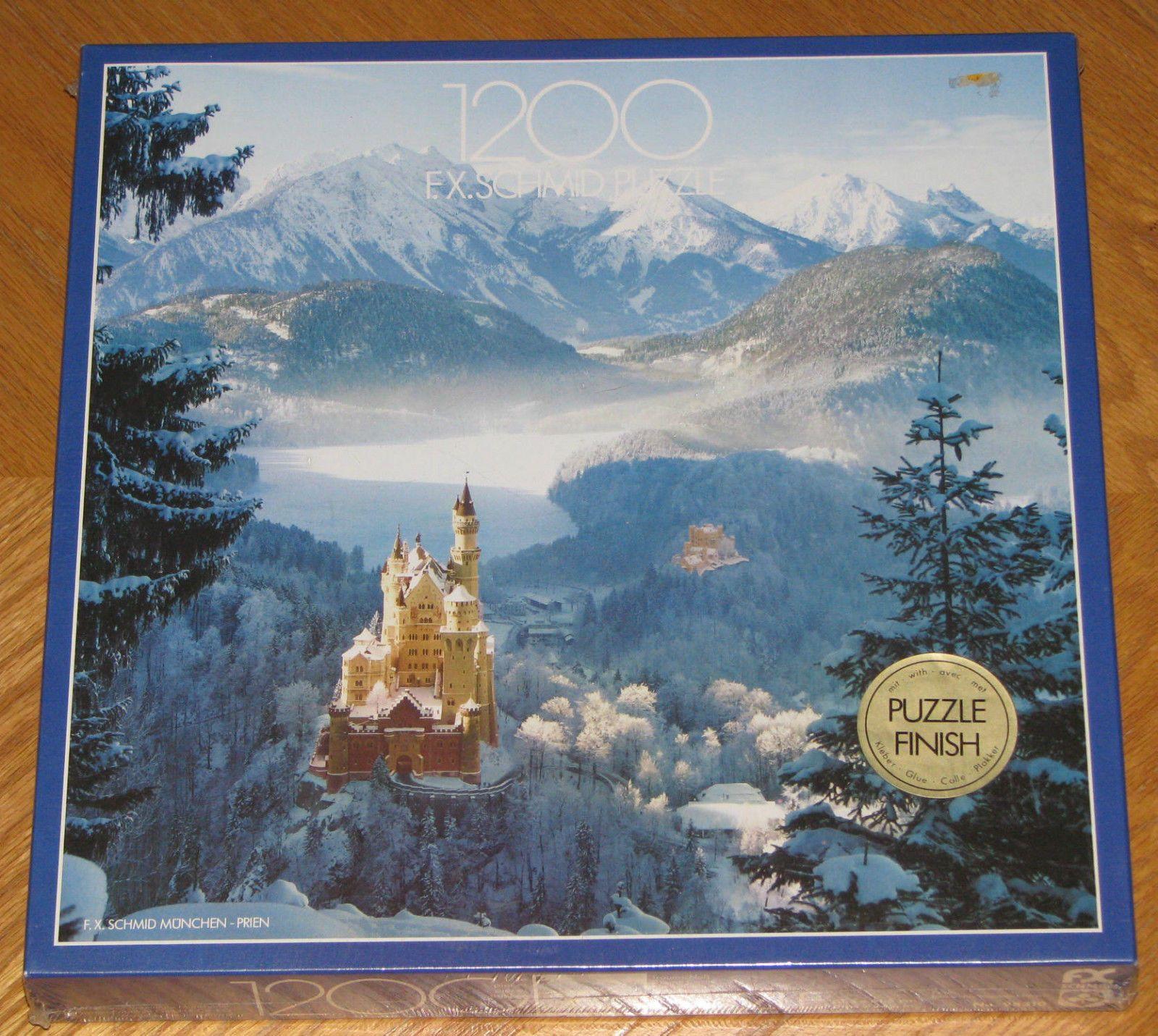 sealed-Neuschwanstein-Dream-Castle-Puzzle-vintage-FX-Schmid.jpg 800×716 pixels