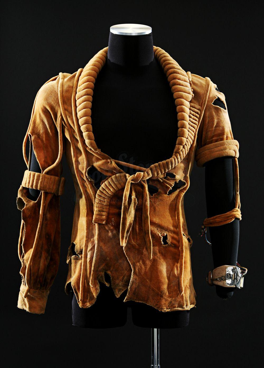 Original Khan Signature Costume Tunic http://www.propstore.com ...