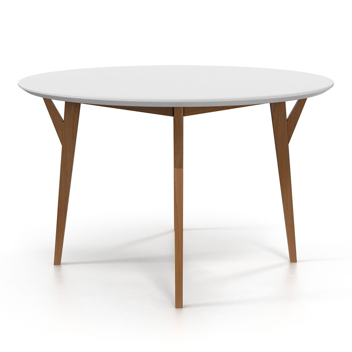 Eco Natura Anja Round Dining Table Round Dining Table Dining