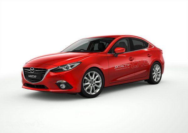 2013 Mazda3 Skyactiv Cng Concept With Images Mazda Cars Mazda