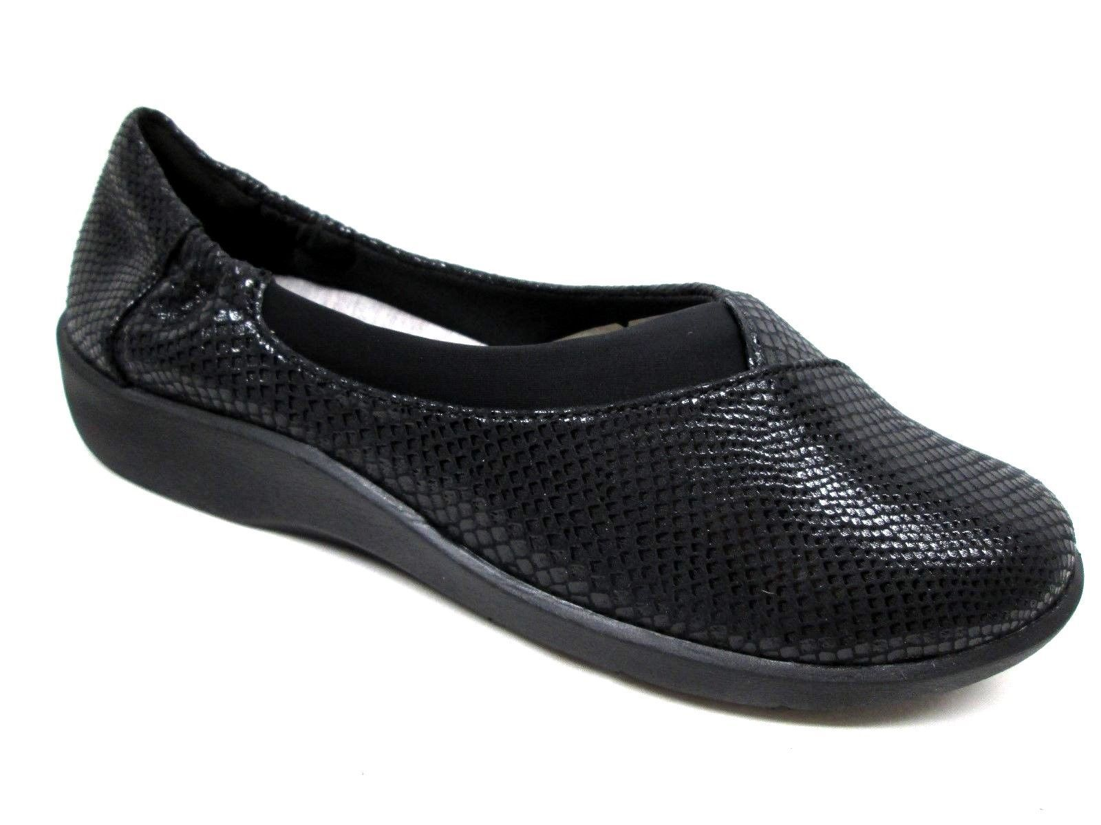 Cloudsteppers By Clarks Clarks Clarks 26474 Sillian Jetay Slip On Schuhes Damenschuhe ... 37bf1a