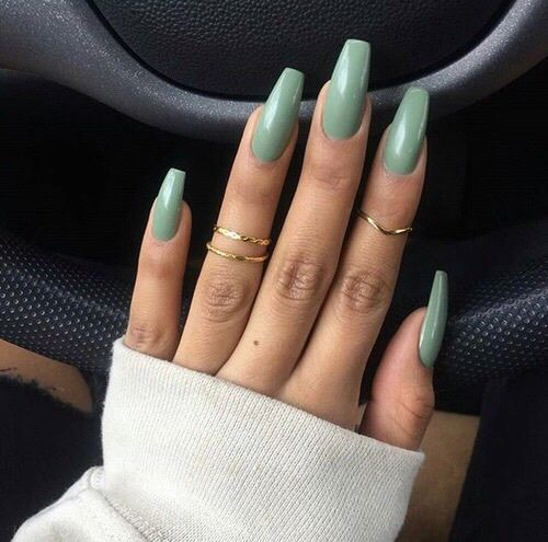 Beautiful nail color #manicure #SoCutex | Nailllssssss | Nails ...