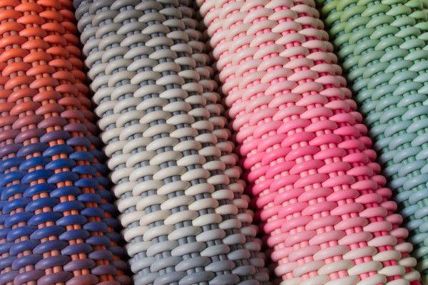 Indoor Outdoor Rugs Made Of Silicone Cord Design Milk Waterproof Outdoor Rugs Outdoor Plastic Rug Waterproof Rug