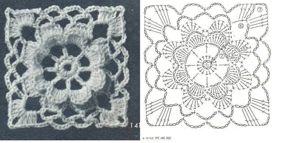 Pin de Josefina Garcia en tejidos crochet   Pinterest   Tejido