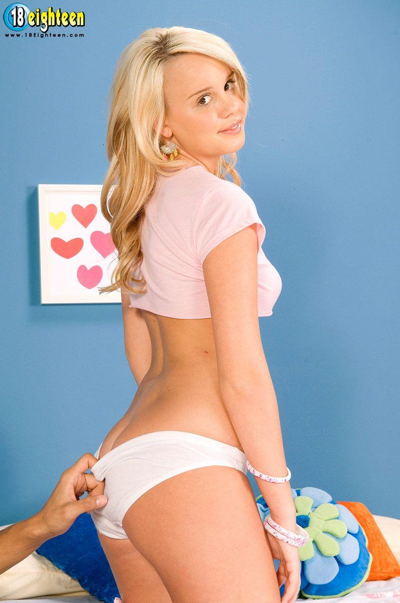 butts in panties teen