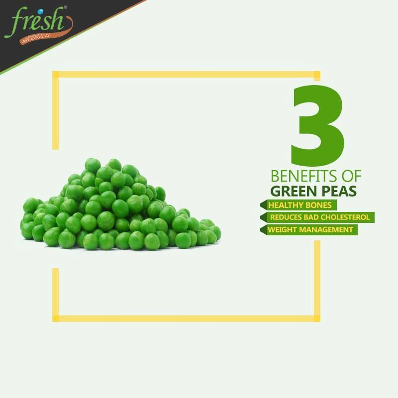 #GreenPeas are really little powerhouses of nutrition that are a boon for your health & the whole planet. #OrderNow