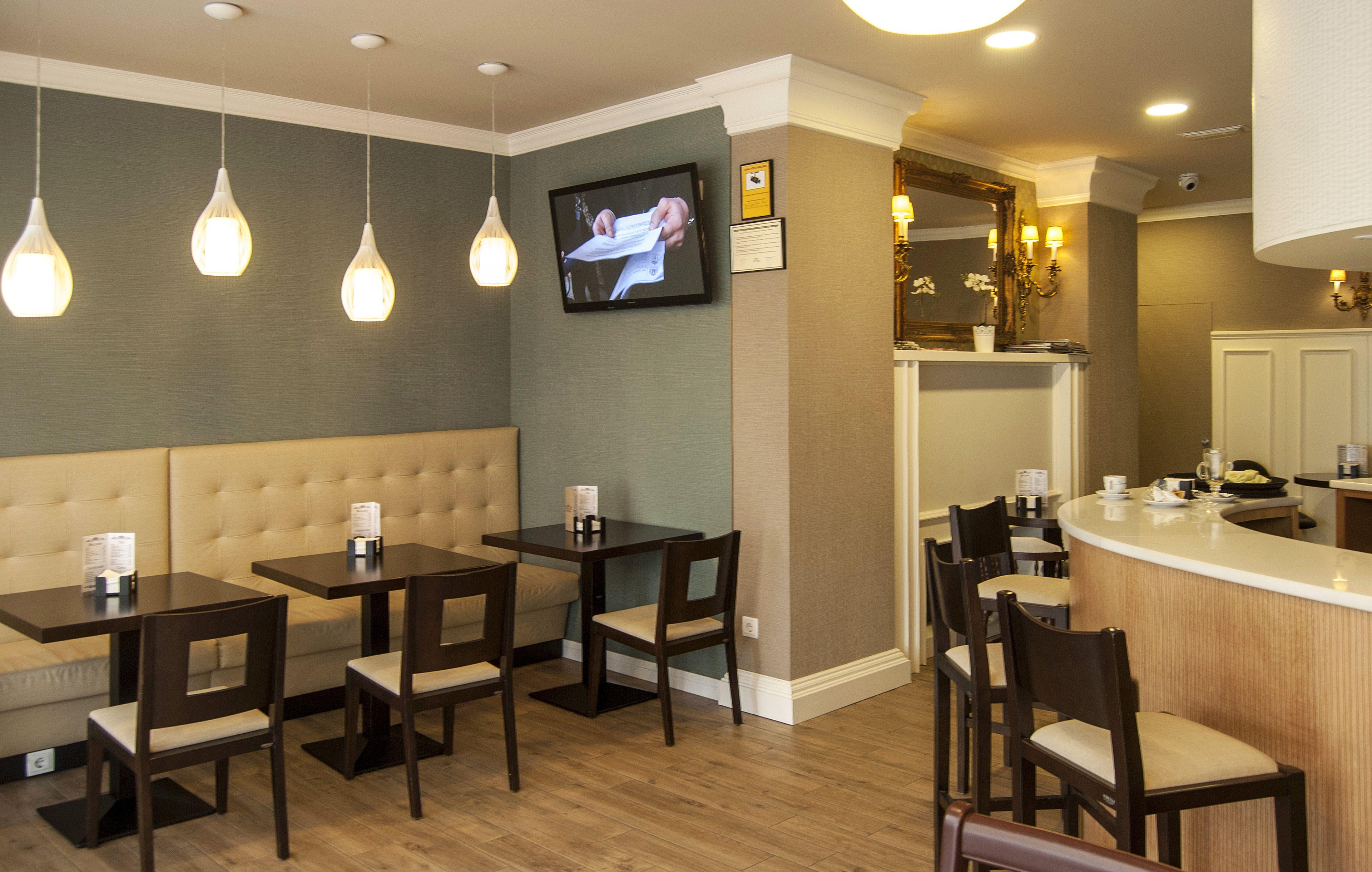 Marylebone colonial coffee dise o de interiores for Mobiliario cafeteria