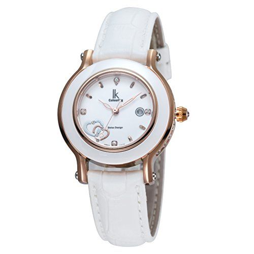 Ladies watchQuartz WatchesFashion diamond women watchStainlesssteel women  watch the calendarB     Check this awesome 3dccd49fe124