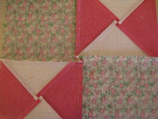 Green Fairy Quilts: Flat Seams