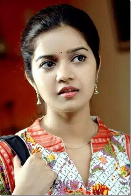 Indian sweet girl photo