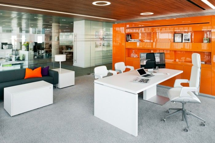 Superb Inside The New Thunderhead.com Soho Offices