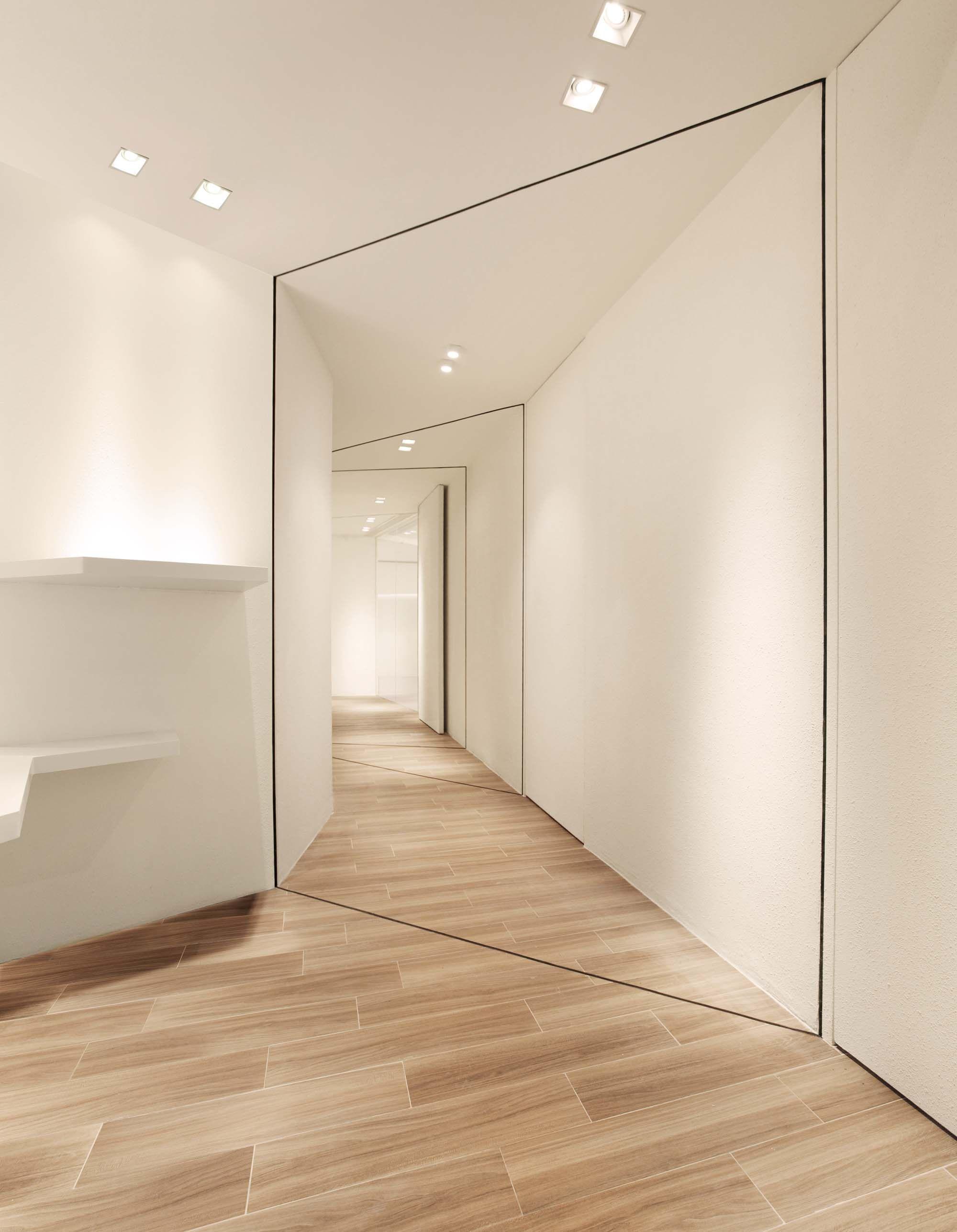 Hospital Corridor Lighting Design: Vet Hospital By KON Design Hong Kong …