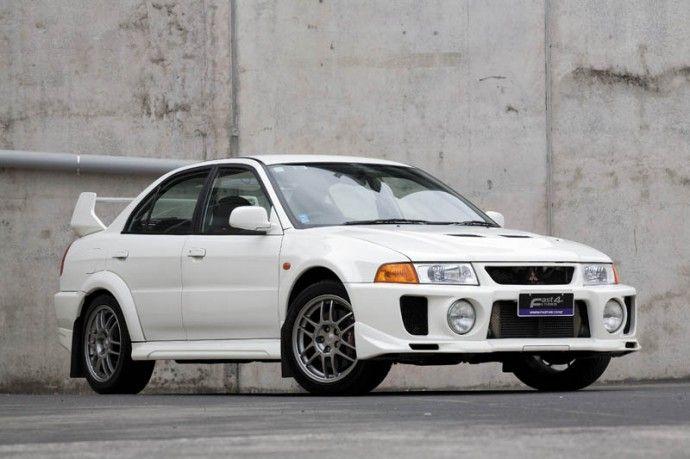 Mitsubishi lancer evolution 5 Mitsubishi lancer