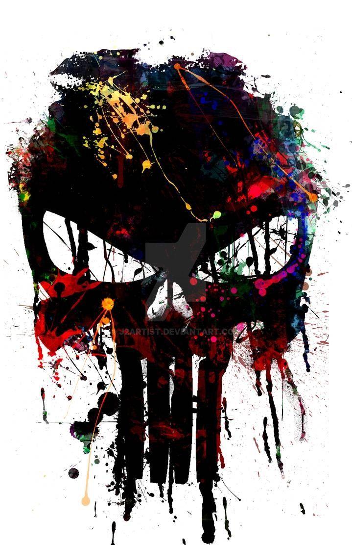 Punisher T-shirt by j2Artist on DeviantArt