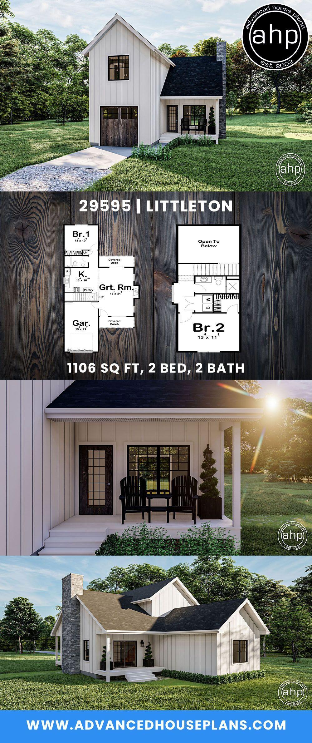 Adorable Small Modern Farmhouse Contemporary Architecture Contemporary Architecture Modern Architec In 2020 Small Cottage House Plans Small House Design Modern Farmhouse Plans